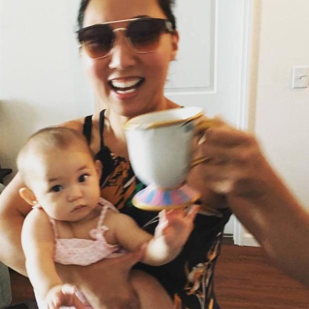 tea cup photo